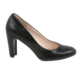 Svart Sagan 2600 svarta skor