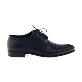 Oxford skor Pilpol 1607 marinblå