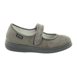 Grå Befado kvinnors skor Dr.Orto 462D001
