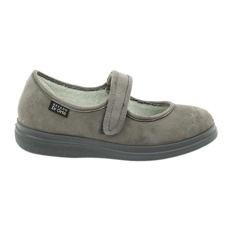 Befado kvinnors skor Dr.Orto 462D001 grå
