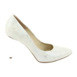 Espinto 456/96 kvinnors skor vit