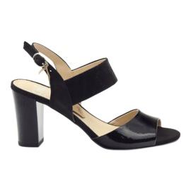 Caprice sandaler damskor 28307 svart
