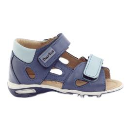Pojke sandaler, rop Bartuś blå