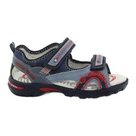 Boys sandaler Bartek 19113 blå