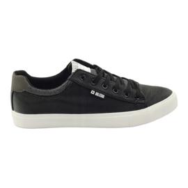 Svart Big Star sneakers tränare 174004 cz