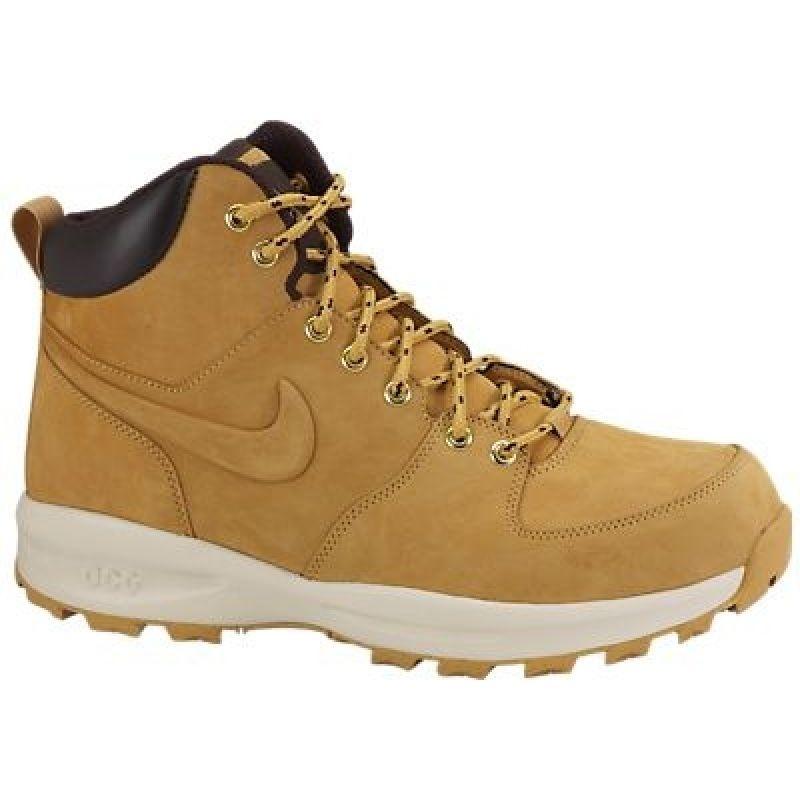 Vinterskor Nike Manoa Leather 454350 700 brun