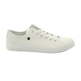 Vit Sneakers sneakers för Big Star shoelace