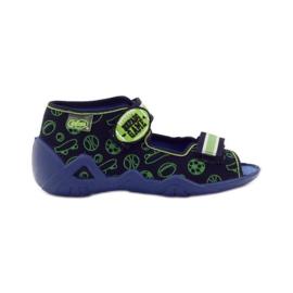 Befado barnskor sandaler 250p070 tofflor