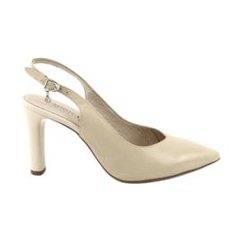 Caprice pumps sandaler damskor 29603 brun
