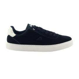 American Club marinblå Mens sneakers sneakers American 17003 navy blue
