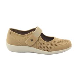 Super bekväma Aloeloe skor brun