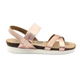 Kvinnors sandaler Big Star 274368 rosa