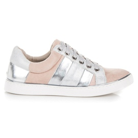 Kylie Bundet Mode Sneakers