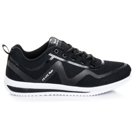 Ax Boxing svart Casual Sports Shoes