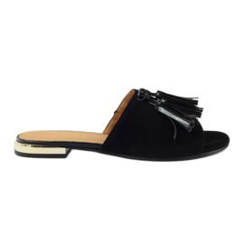 Flip-flops Badura 5133 svart
