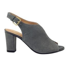 ESPINTO 248 gråcobra sandaler