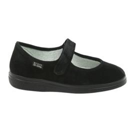 Svart Befado kvinnors skor pu 462D002