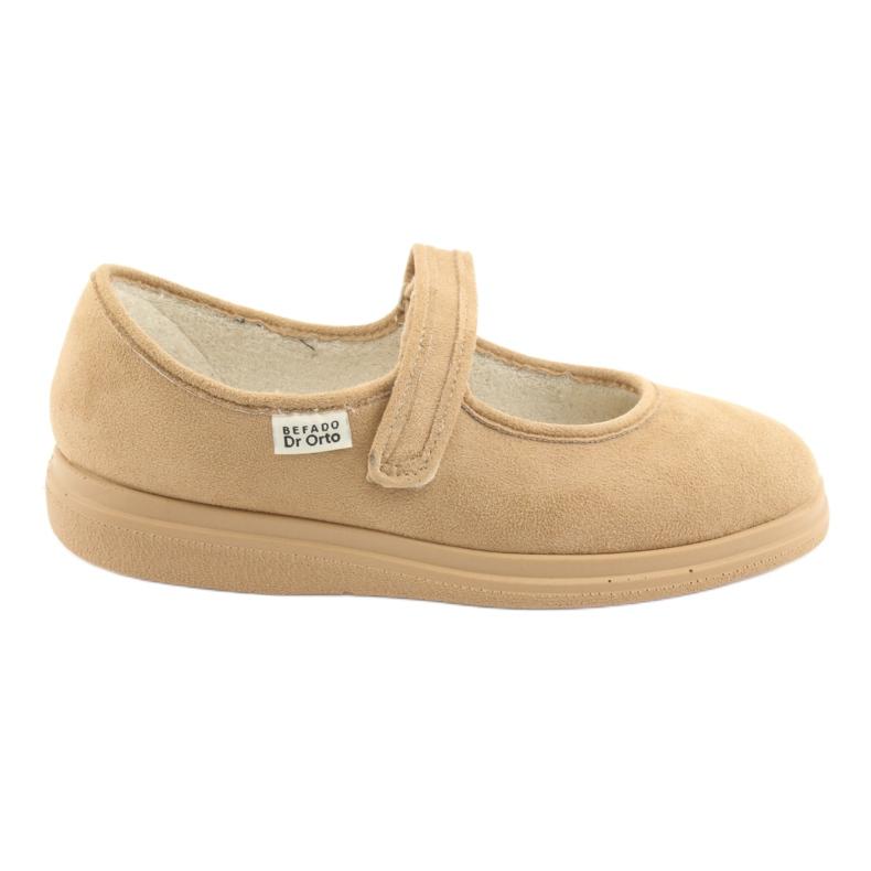 Befado kvinnors skor pu 462D003 brun