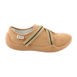 Befado kvinnors skor pu - ung 434D017 brun