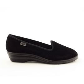Befado kvinnors skor pvc 262D008 svart
