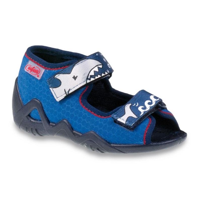 Befado barnskor 250P069 blå
