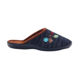 Befado färgglada kvinnors skor pu 235D153