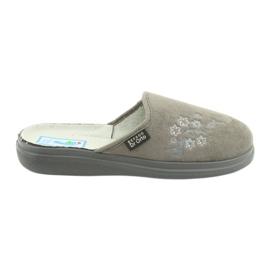 Befado kvinnors skor pu 132D013 grå
