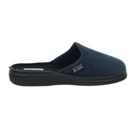 Marinblå Befado kvinnors skor pu 132D006