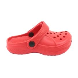 Befado andra barnskor - röd 159Y005