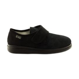 Svart Befado kvinnors skor pu 036D007