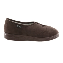 Befado kvinnors skor pu 057D026 brun