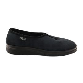 Marinblå Befado kvinnors skor pu 057D028