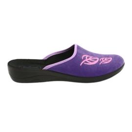 Lila Befado kvinnors skor pu 552D001
