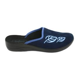 Befado kvinnors skor pu 552D002 marinblå