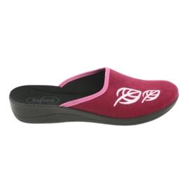 Rosa Befado kvinnors skor pu 552D003