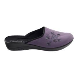 Lila Befado kvinnors skor pu 552D006