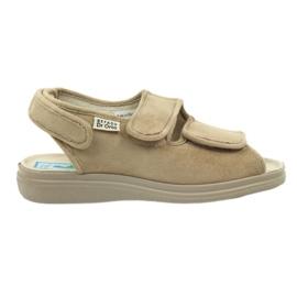 Befado kvinnors skor pu 676D004 brun
