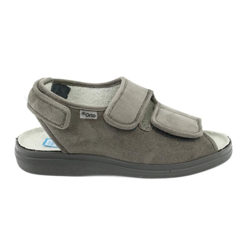 Befado kvinnors skor pu 676D006 grå