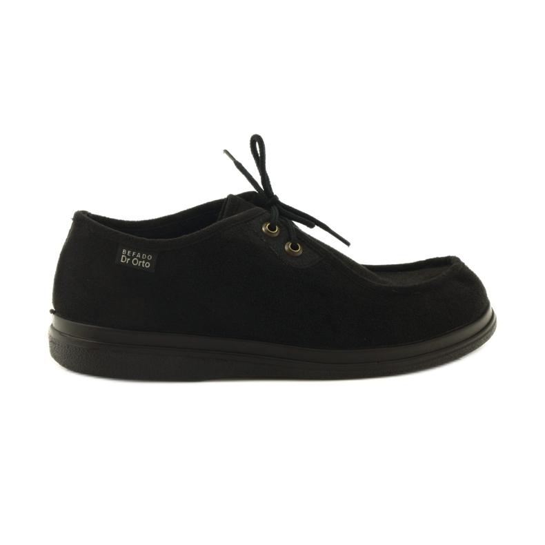 Befado kvinnors skor pu 871D004 svart