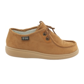 Befado kvinnors skor pu 871D005 brun