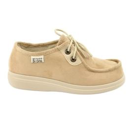 Befado kvinnors skor pu 871D007 brun