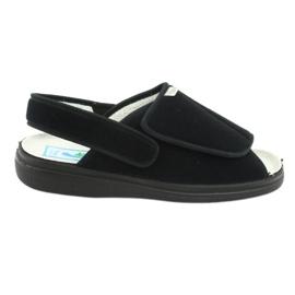 Befado kvinnors skor pu 983D004 marinblå