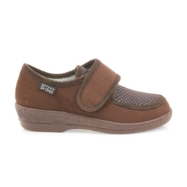 Befado kvinnors skor pu 984D010 brun