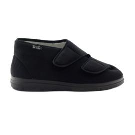 Svart Befado kvinnors skor pu 986D003