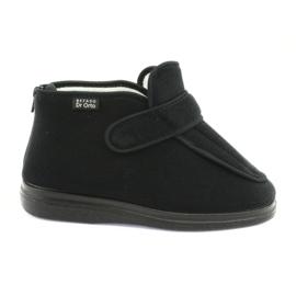 Svart Befado kvinnors skor pu orto 987D002