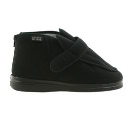 Befado mäns skor pu ellerto 987M002 svart