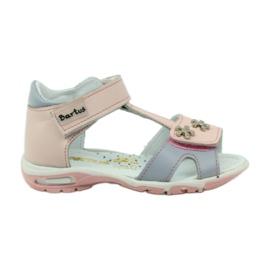 Velcro sandaler Bartuś 138 rosa