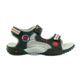 American Club Amerikanska sandaler barnskor läder innersula
