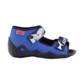 Befado barnskor slippers sandaler 250p069
