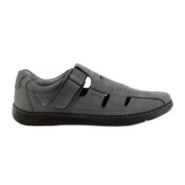 Grå Riko herrskor sandaler 851